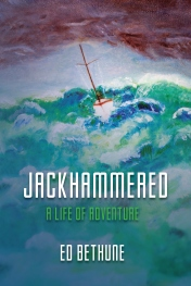 Jackhammered Front Cover